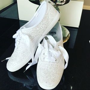 Kate Spade wedding shoes by Ked